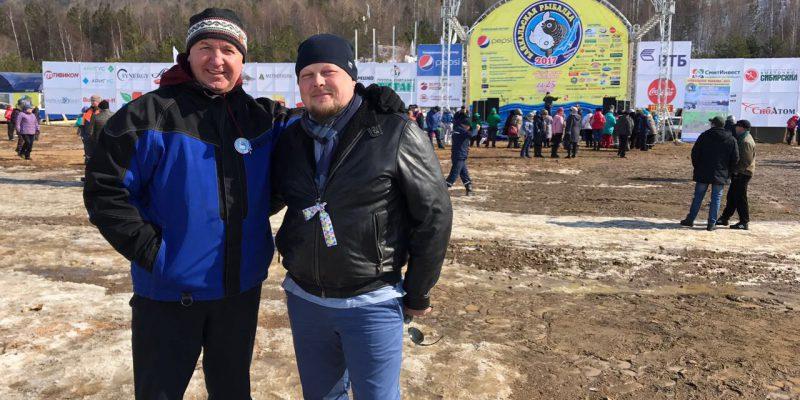Байкальская рыбалка 2017
